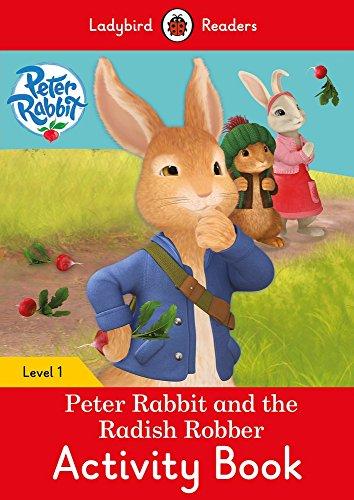 PETER RABBIT AND THE RADISH ROBBER ACTIVITY (LB) (Ladybird)