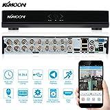 KKmoon 16 Canali 960H D1 CCTV DVR Videoregistratore Digitale Network Standalone H.264 HDMI Sistema di Sicurezza Domestica