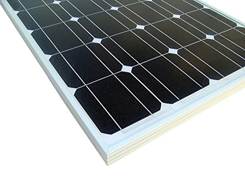 eco worthy 150w 12v monokristallin solarpanel solarmodul. Black Bedroom Furniture Sets. Home Design Ideas