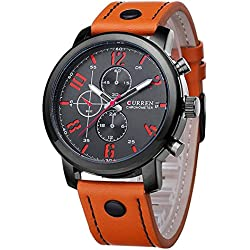 Homme Mode Montre - CURREN