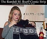 The Randall M. Rueff Comic Strip # 12,772 - 12,781 (English Edition)