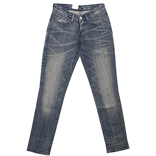 Levis, Bold Curve Skinny St, Damenjeans, Stretch Denim, blue used, W 26...