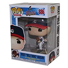 Funko 45399 POP Movies: Major League - Ricky Vaughn w/CHASE (Styles may vary) Collectible Toy, Multicolour