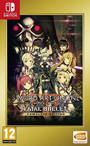 Foto Sword Art Online: Fatal Bullet - Complete - Nintendo Switch