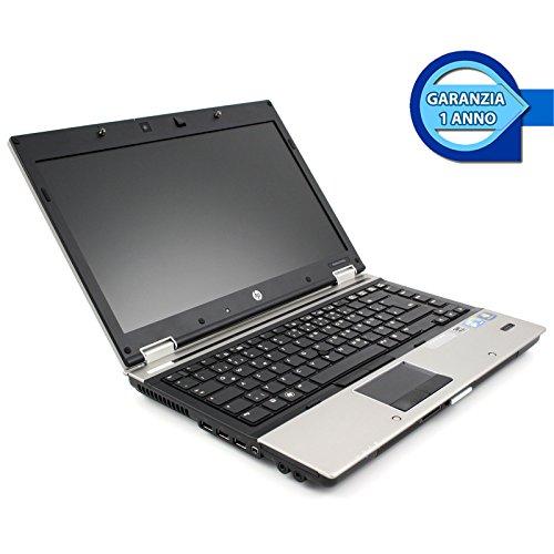 PC Computer Notebook Portatile HP Elitebook 8440P INTEL QUAD CORE i7 | RAM 8GB | SSD 160GB | Lettore DVD | WIFI | Bluetooth| Webcam | WINDOWS 7 PRO Installato Con Licenza COA