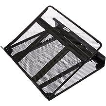 AmazonBasics - Supporto ventilato e regolabile per laptop