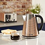 Tower T10024RG Stainless Steel Kettle 3000 W, 1.5 L - Rose Gold