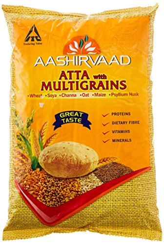 Aashirvaad Atta Multigrains, 1kg