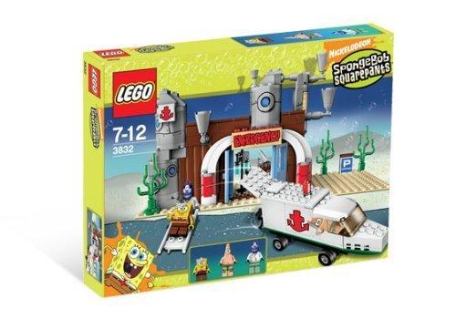 Lego-Spongebob-3832-Emergency-Room
