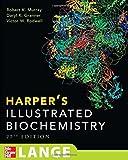 Harper's Illustrated Biochemistry by Robert K. Murray (2006-07-01)