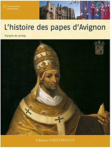 Histoire des papes d'Avignon