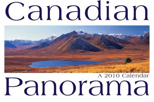 Canadian Panorama 2010 Calendar