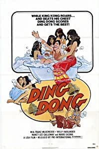 Ding Dong Affiche du film Poster Movie De Dong (11 x 17 In - 28cm x 44cm) Style A
