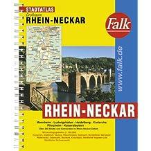 Falk Stadtatlas Großraum Rhein-Neckar