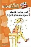 miniLÜK: Gedächtnis- und Intelligenzübungen: 2. / 3.Klasse - Heinz Vogel