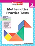 Scholastic Study Smart 03: Mathematics Practice Tests