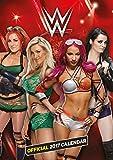 World Wrestling Divas Women Official 2017 Calendar - A3 Wall Calendar 2017