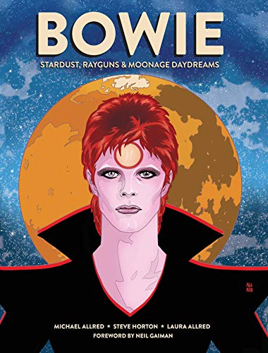 Picture of BOWIE: Stardust, Rayguns, and Moonage Daydreams (Insight Comics)