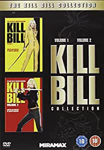 The Kill Bill Collection [DVD]