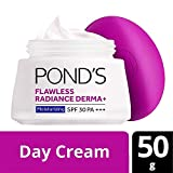 #6: Pond's Flawless Radiance Derma+ SPF 30 PA+++ Moisturizing Day Cream, 50g