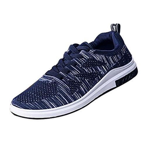 Scarpe da Uomo Sportive,LiucheHD Uomo Scarpe da Ginnastica Sneakers Sportive Basse Scarpe da Fitness Outdoor Tennis Running Casual all'Aperto