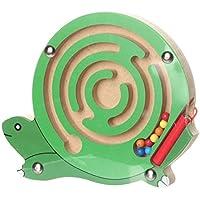 Laberinto Mágico Laberinto Magnético Juegos de Madera Educativos