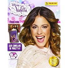 Álbum Cromos. Violetta 2014