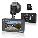 Best Cams Dash Auto - Voiture Dash Cam, Full HD 1080p écran 7,6 cm Review