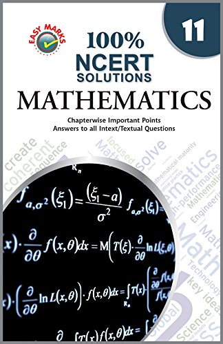 CBSE NCERT Solutions Mathematics for Class 11 (2018-19)