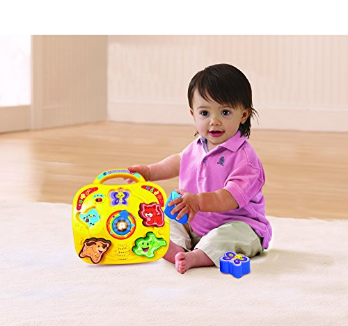 Image of Vtech Baby First Animal Puzzle Toy