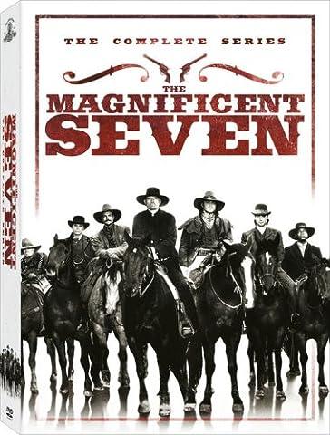Magnificent Seven: Complete Series (5pc) / (P&S) [DVD] [Region 1] [NTSC] [US Import]