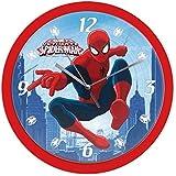 Spiderman - Reloj d25 cm (Suncity SPD301638)