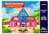 Toyshine 46 Pcs, Magnetic Blocks Puzzle Game, Creative Learning Toy