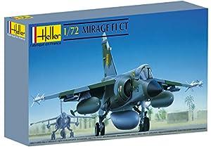 Glow2B Heller - 80316 - Maqueta para Construir - Mirage F1 CT - 1/72