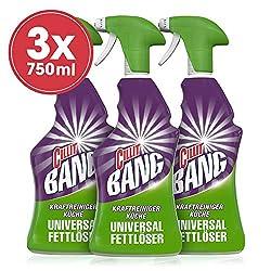 Cillit Bang Kraftreiniger Universal Fettlöser, 3er Pack (3 x 750 ml)