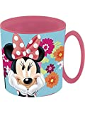 Minnie Mouse Becher aus Kunststoff Micro 350 ml (STOR 14504)