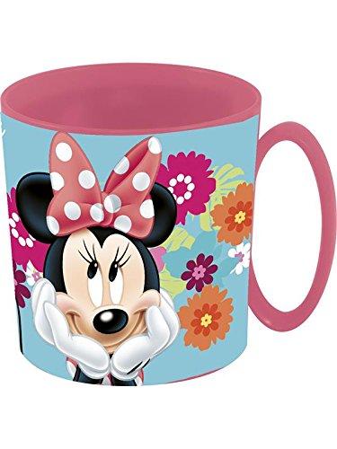 Minnie Mouse - Taza plastico micro 350 ml (Stor 14504)