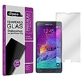 dipos I Vetro Temperato per Samsung Galaxy Note 4 Pellicola Protettiva 9H Protezione Schermo