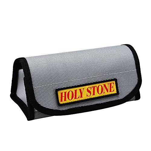 Holy Stone Schutzbeutel besser Schutz bei der Aufladung und der Lagerung des Akkus für alle Batterie HS170, F181, Hs200 - Eine Bessere Lagerung