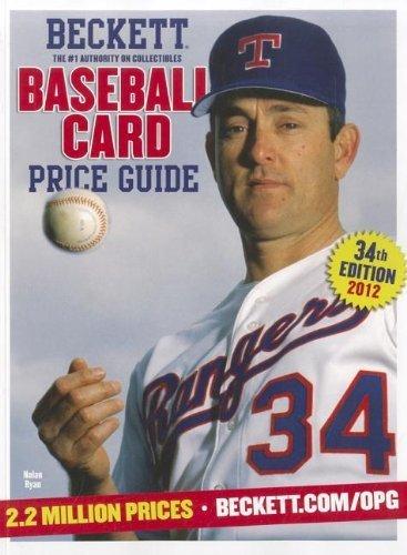 Beckett Baseball Card Price Guide (2012-02-15) (Beckett Baseball Card Price Guide)