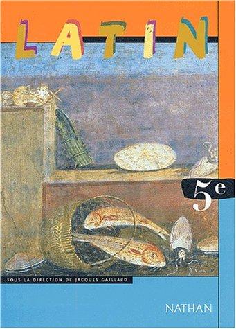 Latin, 5ème