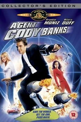 Agent Cody Banks [DVD] [2003] by Frankie Muniz