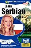 Talk Now! Learn Serbian. CD-ROM: Essential Words and Phrases for Absolute Beginners