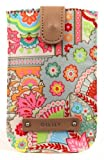 Oilily Spring Ovation Smartphone Pull Case Ivory
