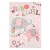 Hallmark Geburtstagskarte für Mädchen, mittlere Größe, englische Aufschrift