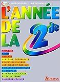 Image de L'ANNEE DE LA 2DE    (Ancienne Edition)