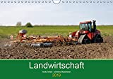 Landwirtschaft - harte Arbeit, schwere Maschinen (Wandkalender 2019 DIN A4 quer): In faszinierenden Fotos zeigt der Fotograf Rolf Pötsch die harte ... 14 Seiten ) (CALVENDO Mobilitaet)