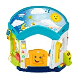 Fisher-Price FJP89 Laugh and Learn Smart Learning Home, Interactive Learning and Role Play Toy, Grows with Baby, Gift for 6 Months
