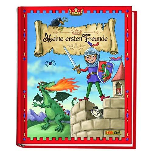 Ritter und Drachen Kindergartenfreundebuch: Meine ersten Freunde (Ritter Des Drachen)