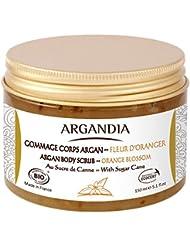 ARGANDIA - Gommage Corps fleur d'oranger- Argandia